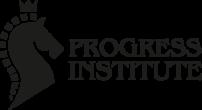 Progress Institute_logo_H_B